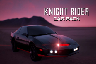 ROCKET LEAGUE Knight Rider DLC 2019