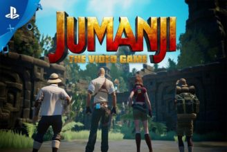 JUMANJI THE VIDEO GAME 2019